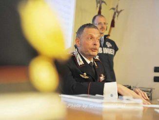 Tam tam cittadino e ladruncolo viene beccato dai Carabinieri