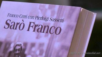 Franco CERRI presenta il libro Saro' Franco (10)