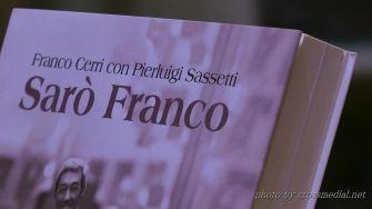 Franco CERRI presenta il libro Saro' Franco (8)