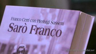 Franco CERRI presenta il libro Saro' Franco (9)