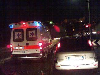 Incidente stradale Perugia, donna di 34 anni morta a Pianello