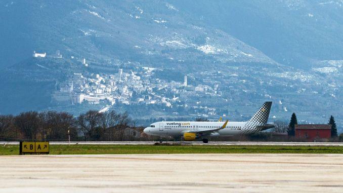 A Natale vola da Perugia a Barcellona con Vueling