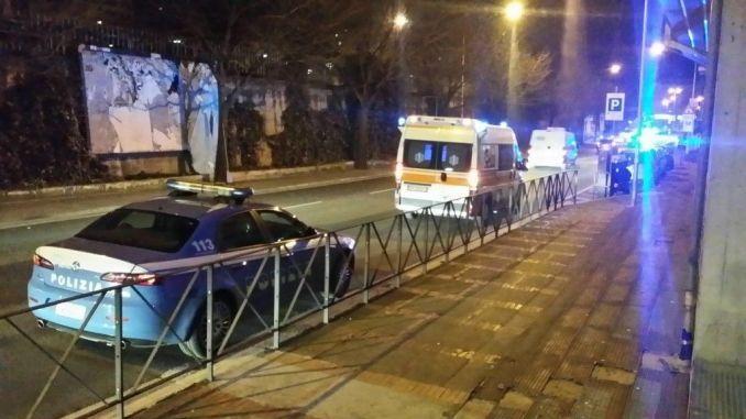 Morte nella notte in via Sicilia Perugia, è uno straniero di 41 anni del Perù