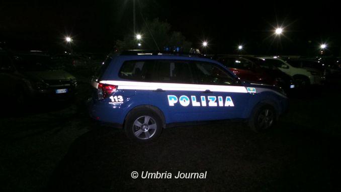 Tentato furto all'isola ecologica a Perugia, denunciati dalla Polizia