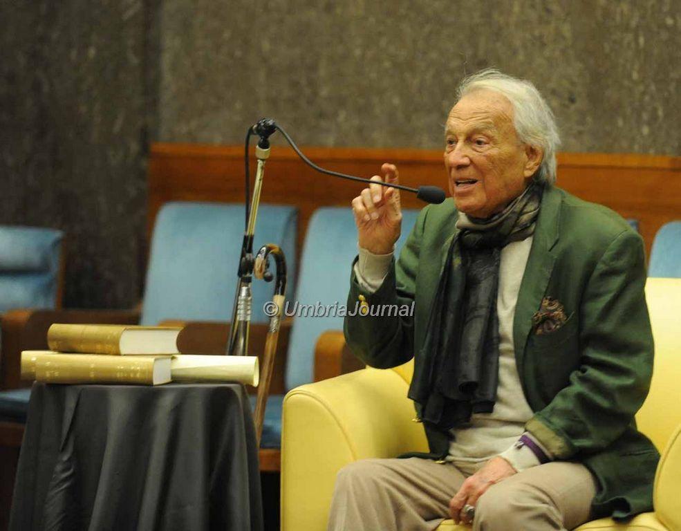 Bagliori d'autore Giorgio Albertazzi (1)
