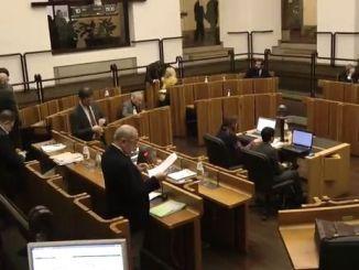 Consiglio regionale rinviato alla prossima riunione