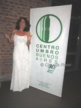 Cristiana PEGORARO a Buenos Aires (1)