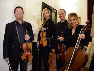 UmbriaEnsemble concerto ad UmbriaLibri2016 con Quartetto Viotti
