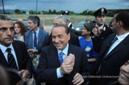 Silvio BERLUSCONI ad Assisi (11)