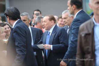 Silvio BERLUSCONI ad Assisi (13)