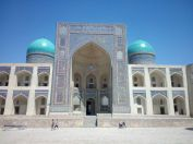 Bukhara interno Moschea