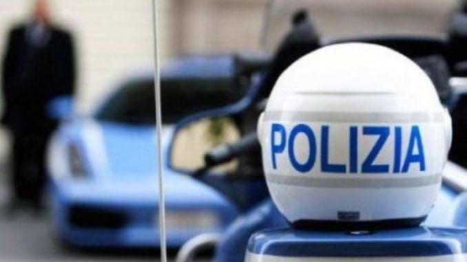 Controlli della Polizia di Stato a Terni durante il ponte dell'Immacolata