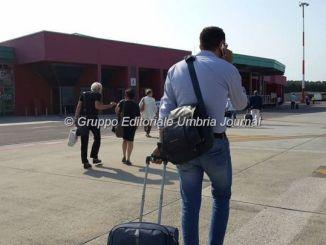 Aeroporto, da Perugia si vola in Messico e in Cile