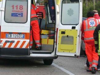 Incidente stradale a Castel Rigone, auto in scarpata, ferite due donne