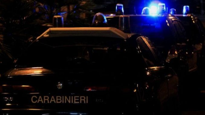 Rapinano villa in Altotevere, sequestrate due persone