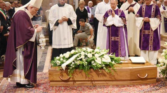 morte Elio Bromuri