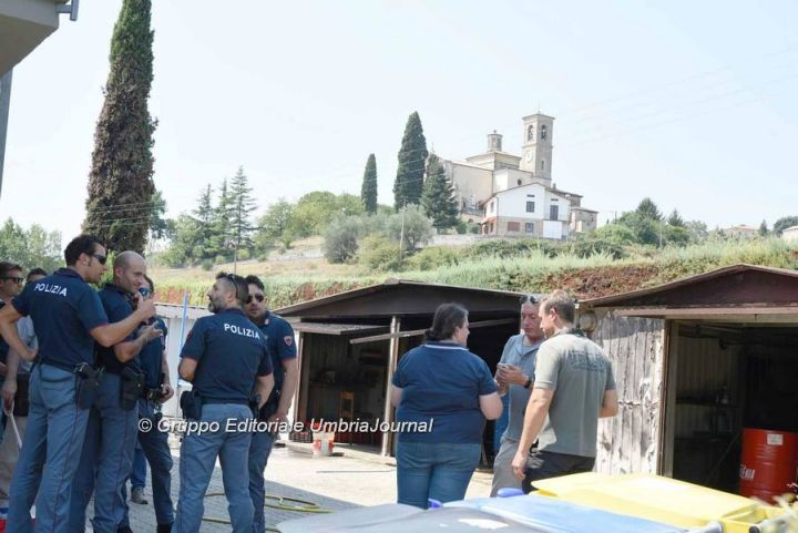 Gruppo Editoriale UmbriaJaournal - Esplosione di Colombella (11)