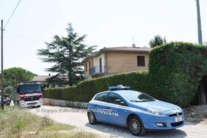 Gruppo Editoriale UmbriaJaournal - Esplosione di Colombella (2)