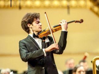 Festival delle Nazioni, Mozart nel concerto finale