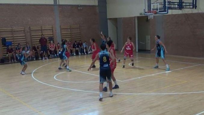 Basket donne, Umbertide vince l'amichevole contro Orvieto