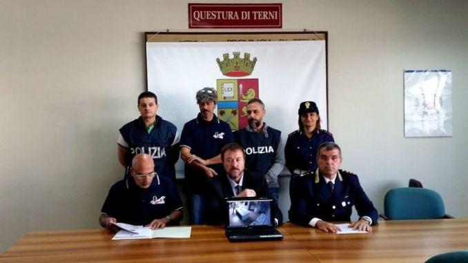 Arrestati a Terni due responsanbili del furto all'Apple Store