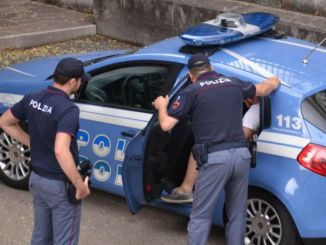 Polizia Orvieto, arrestato spacciatore e sequestrato hashish