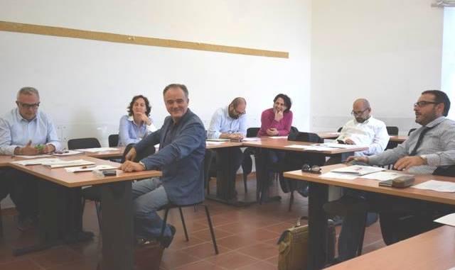 Villa Umbra, amministratori locali per il corso di inglese