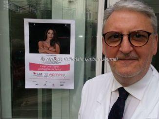 """Tumore al seno, Rulli: """"Incremento del 15 per cento, ma mortalità ridotta"""""""