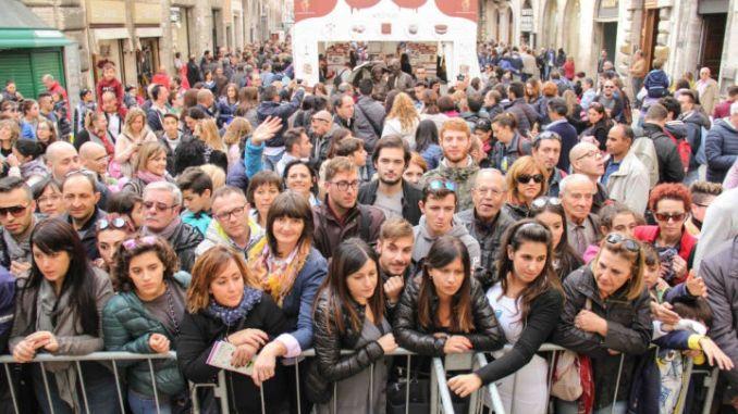 Federalberghi Confcommercio, Eurochocolate fa bene al turismo umbro