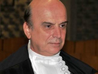 Laurea magistrale honoris causa a Edmond Panariti, ministro albanese