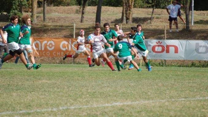 Barton Rugby Perugia Under 16