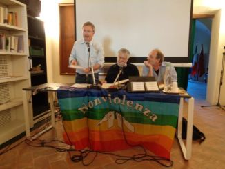 Ritrovati i nastri audio di Aldo Capitini, presentati a San Matteo degli Armeni