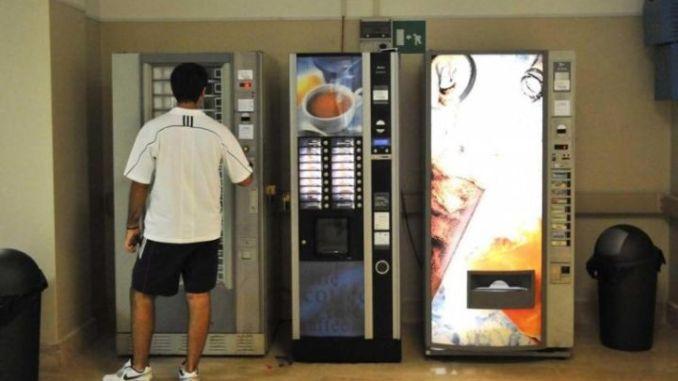 Ladro seriale distributori di bevande denunciato dalla Polizia Provinciale