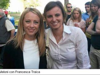 Francesca Traica ed Emanuele Prisco alla guida di Fratelli d'Italia Perugia