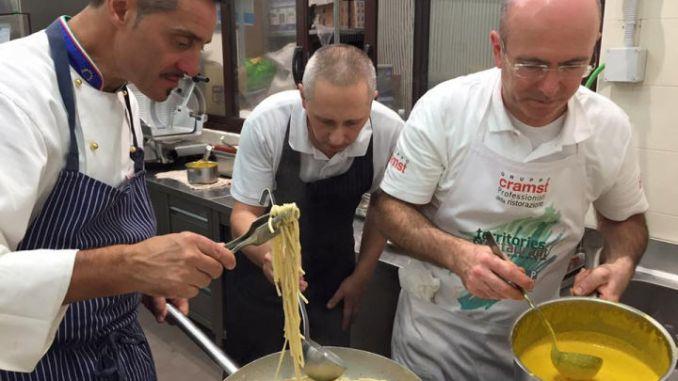 L'Umbria in tavola conquista Expo 2015 grazie al Gruppo Cramst