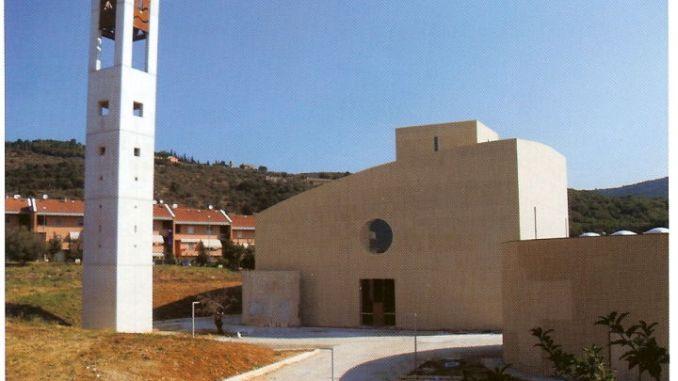 Consacrazione della chiesa interparrocchiale Santa Maria della Speranza Olmo Perugia