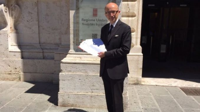 """Tar accoglie ricorso Casciari, Ricci: """"Rimangono perplessità su risultato"""""""