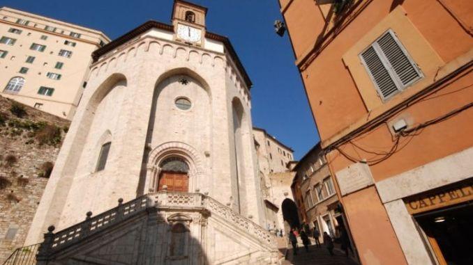 Una Medaglia per Sant'Ercolano in ricordo di Monsigno Elio Bromuri