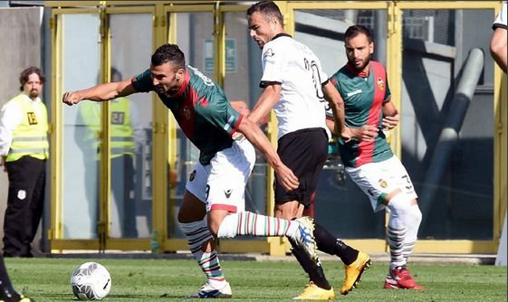 La Ternana perde in terra ligure, 1 a 0 per lo Spezia