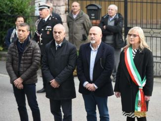 Caduti di tutte le guerre, sottosegretario Bocci e assessore Casaioli a San Martino in Colle