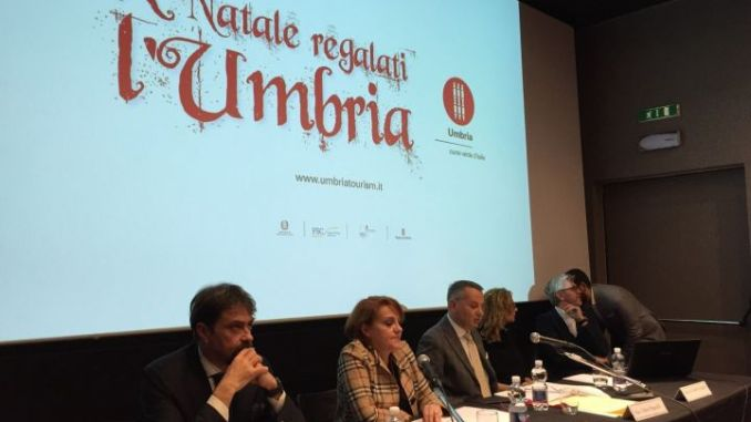 Promozione turistica: presentate a Roma attività 2015 della regione Umbria