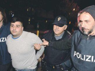Camorra, arrestato a Terni Pasquale Sibillo - Foto e video