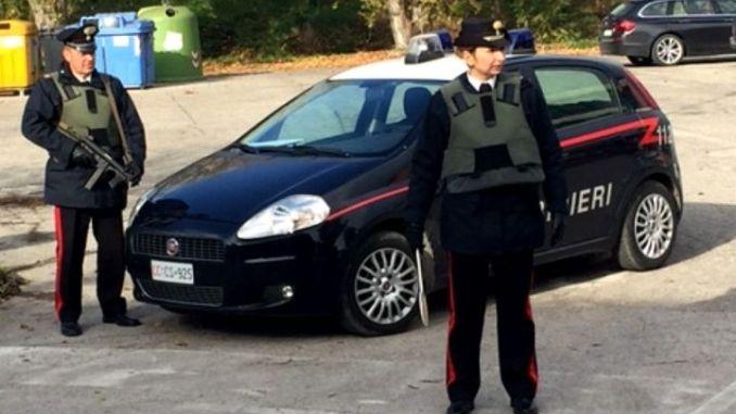 Sorvegliato speciale arrestato a Foligno, durante controllo territorio