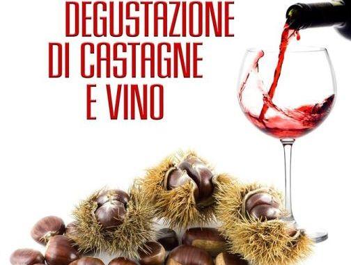 gherlinda, castagne e vino