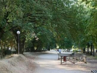 Percorso verde di Pian di Massiano Perugia a rischio degrado