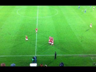 Il gran bel colpo di Perugia, vince il Brescia per 4 a 0