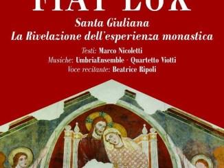 UmbriaEnsemble, Fiat Lux, concerto di Natale al Santa Giuliana