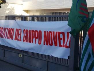 Ex Novelli, sindacati a fianco dei lavoratori, non si escludono forme di mobilitazione