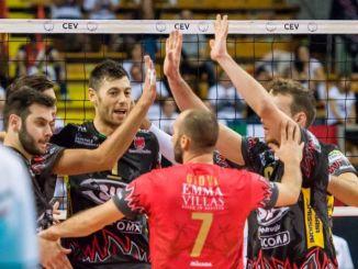 Block Devils Sir Safety battono per tre a zero i Mirad Pu Presov
