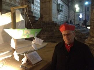 Celebrata la Santa Messa della Notte di Natale nella cattedrale di San Lorenzo